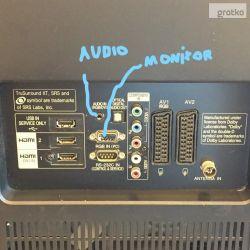 Telewizor LG 37LH3000 - brak dźwięku z komputera