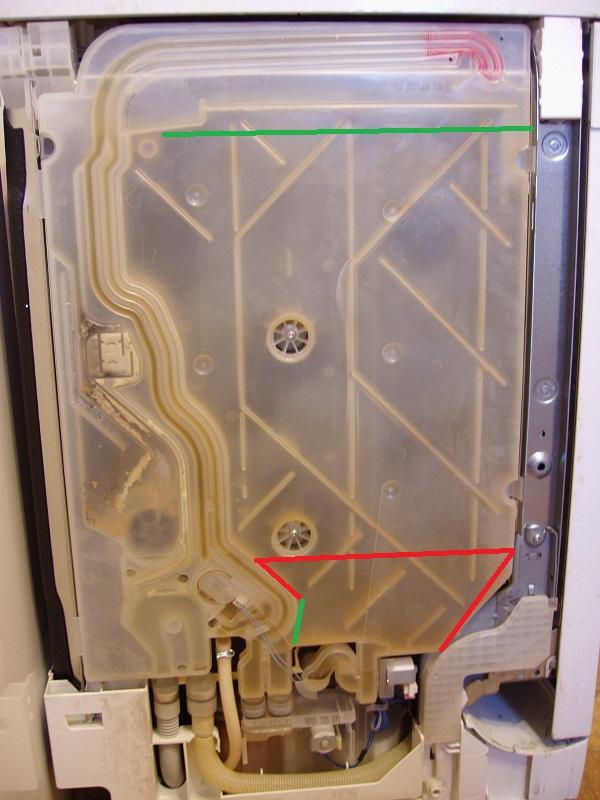"""Zmywarka Bosch SMS50M02EU/01 - Nie dzia�a funkcja """"extra suszenie"""""""