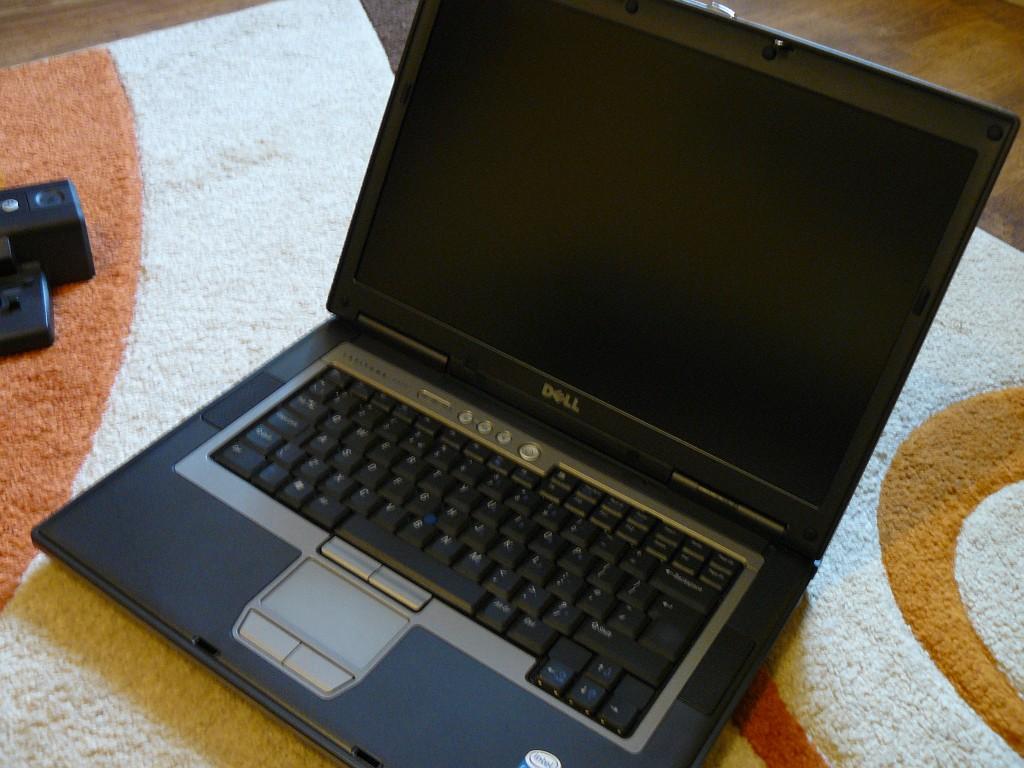 [Sprzedam] Laptop DELL Latitude D820 w idealnym stanie