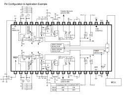 Toyota W53804 - dolutowanie kabla AUX