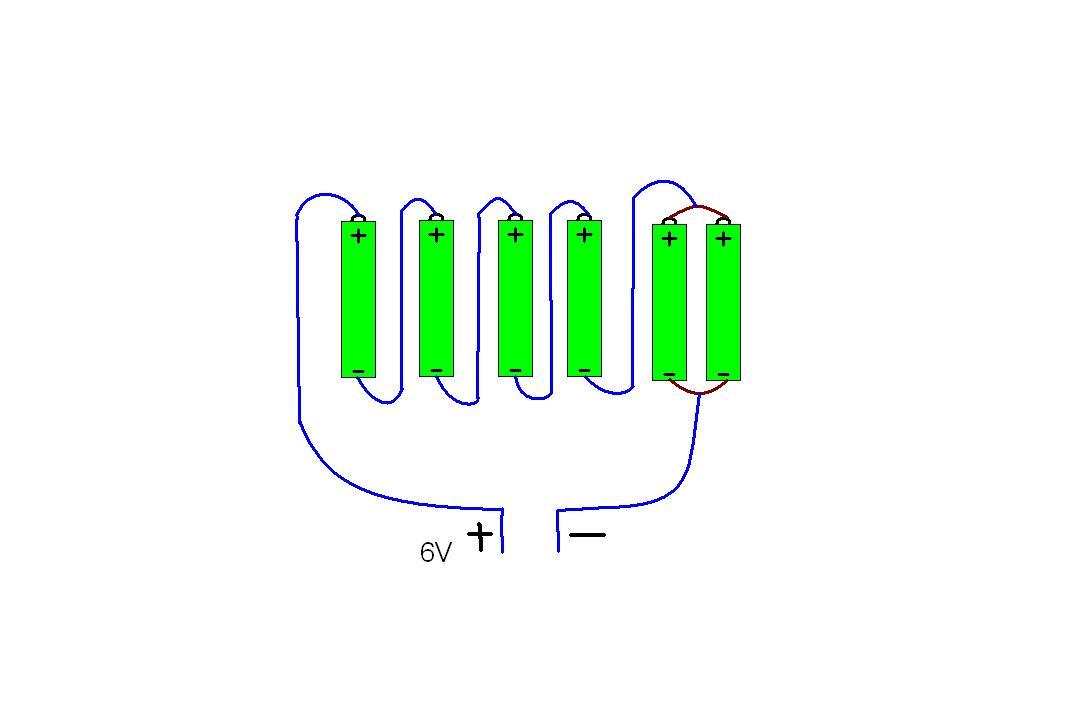 Po��czenie szeregowe i r�wnoleg�e akumulator�w