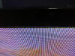 Samsung PS43D450A2W - kropki na matrycy, znika obraz
