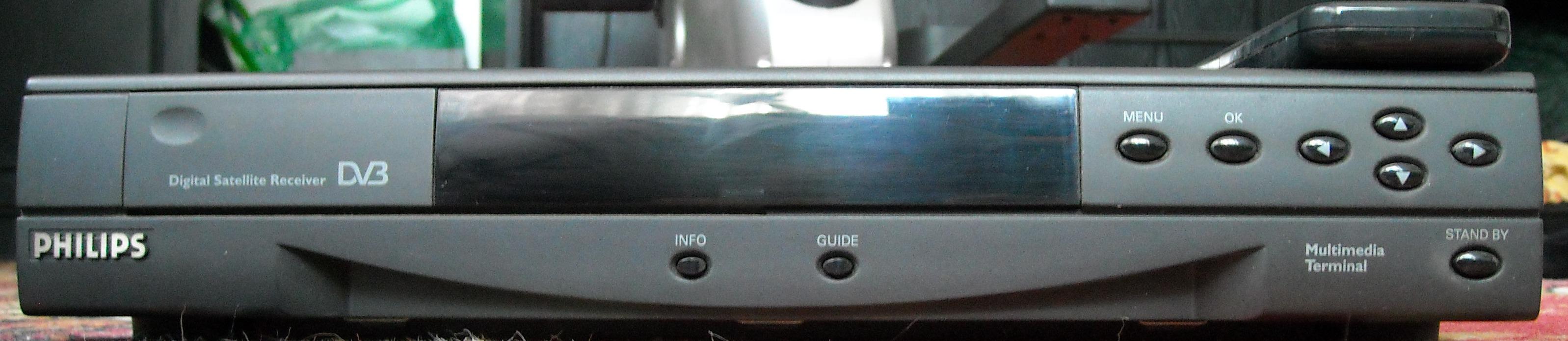 [Sprzedam] Dekoder Philips DSB 3010 Cyfra + wraz z pilotem