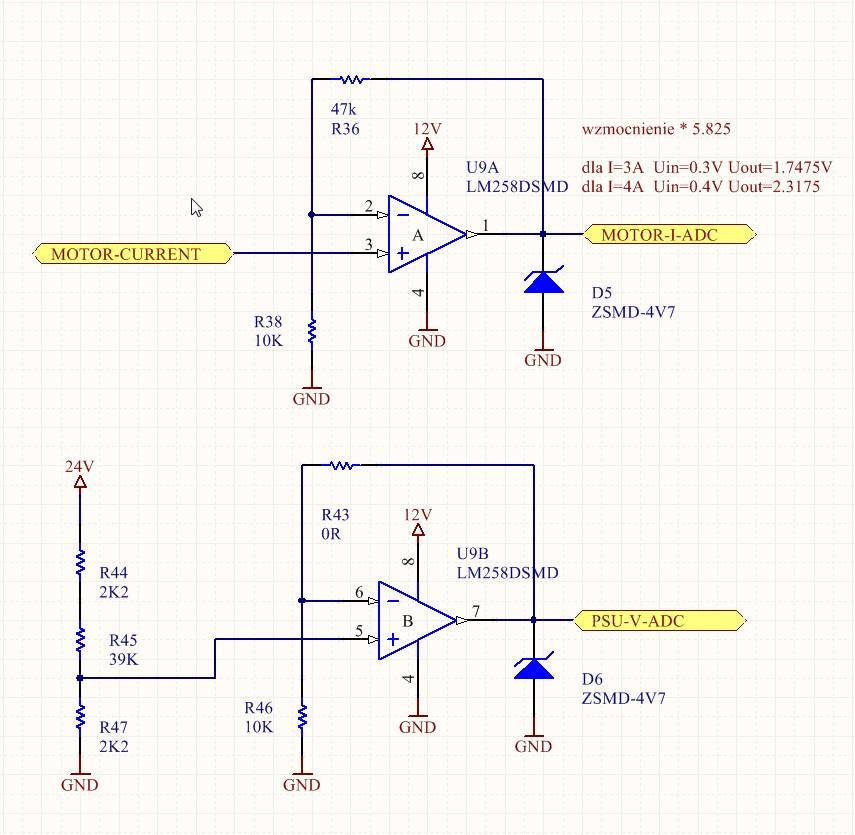 ATMEGA128 - (BASCOM) Zak��cenia na wej�ciu ADC