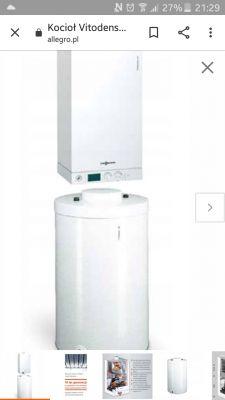 Rachunki za gaz piec wiessman ogrzewanie kotła na wode