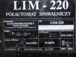 Mig Mag modernizacja - Jaki najniższy prąd spawania blachy 0,5-1mm