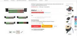 AIYIMA Mini Dual 12 wskaźnik poziomu wysterowania stereo VU. Ten jest fajny.