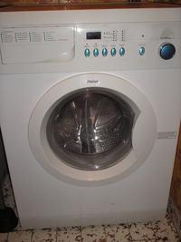 [Sprzedam] Niesprawn� pralk� Haier HDS 1000TXVE w ca�o�ci lub na cz�ci
