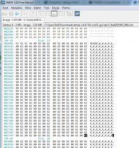 WD 320GB Struktura dysku jest uszkodzona i nie czytelna. Uszkodzone MFT ?