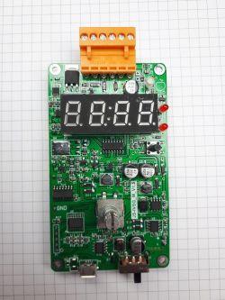 Tester wejść analogowych - generator sygnałów 0 - 10 V, 4 - 20 mA BRT LB01G