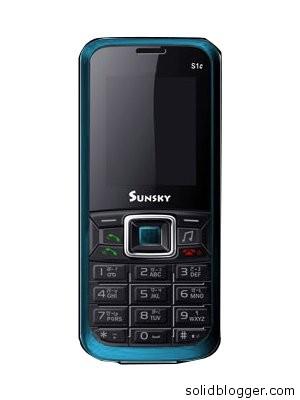 S1C - prosty aparat z Dual SIM od Sunsky