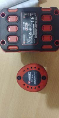 Parkside PAPK 12 B1 12V 4Ah - Szlifierka nie wlacza sie z nowym akumulatorem.