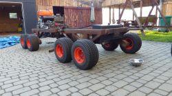 [Sprzedam] Sprzedam pojazd 8x8 RC 500kg
