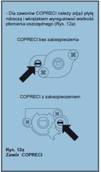 Kuchenka Amica - Złe plomienie z palników,brak regulacji