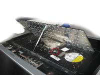 Jak wyjąć klawiaturę w Fujitsu Siemens V5315