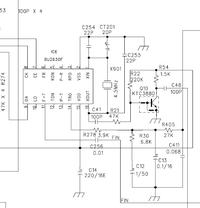 Intek M550 - Dorobienie +10KHz