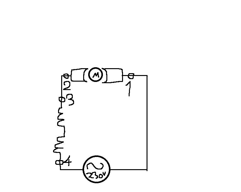 jak moge podlaczyc na kr�tko silnik od pralki MASTERCOOK PF2-800
