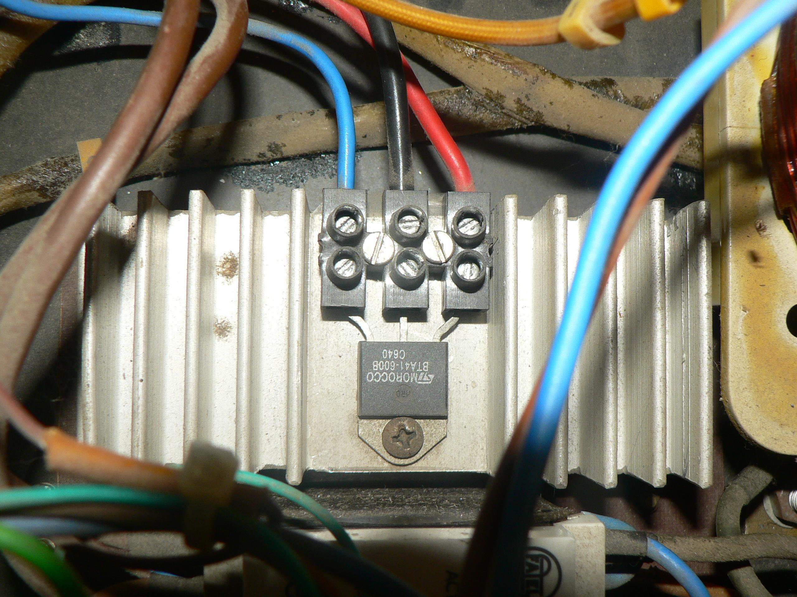 Spawarka transformatorowa 160A firmy WezFam straci�a moc.