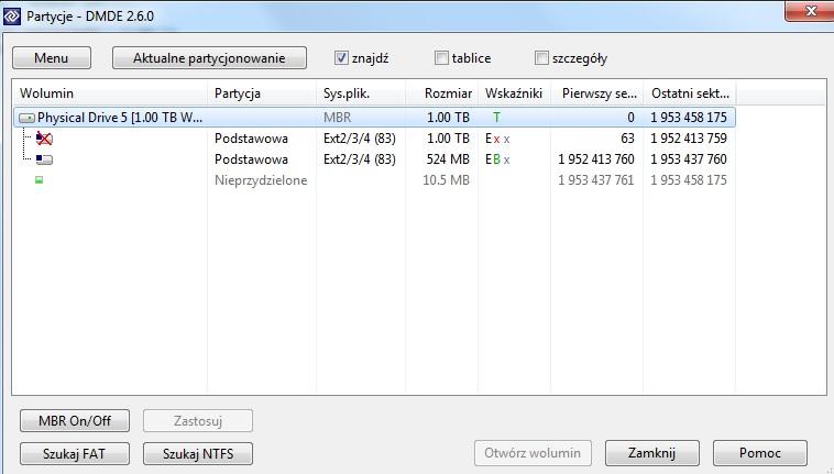 WD10JMVW-11AJGS0 - Odzyskiwanie danych z dysku zewn�trznego po pod��czeniu do TV