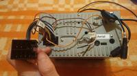 Radio 2DIN xtrons td713 - gniazdo sterowania z kierownicy