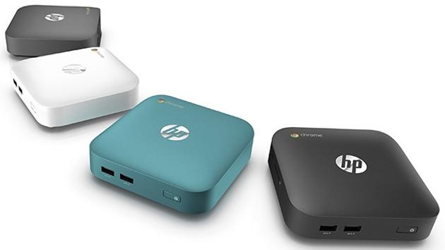 HP Chromebox - specyfikacja ujawniona