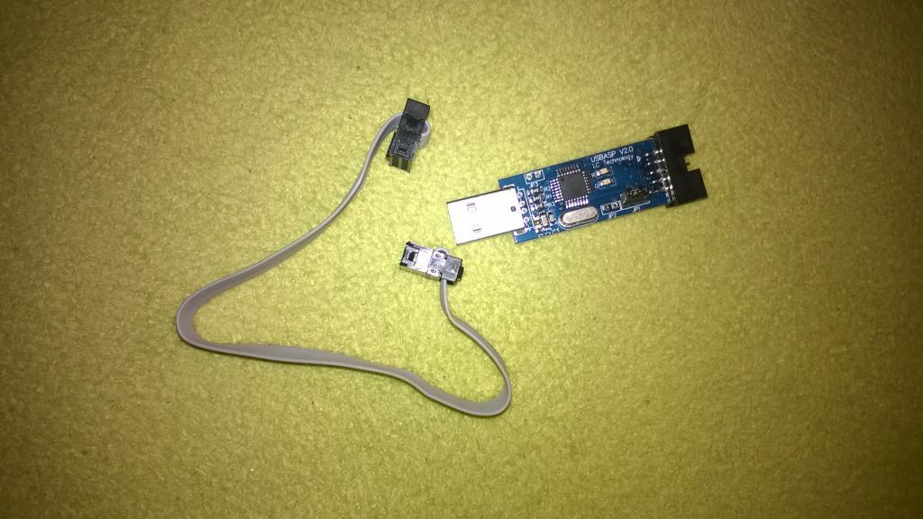 [Sprzedam] programatory ISP USBASP
