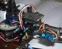 Żyroskop modelarski z funkcją Head Lock