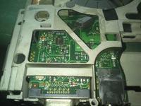 HP NX7400 - Nie ładuje po odwrotnym połączeniu biegónów w ładowarce.