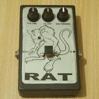 Efekt gitarowy RAT (tonepad) by BSW