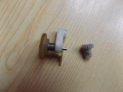 Magnetofon Technics RS-TR555 - Pęknięte koło zębate
