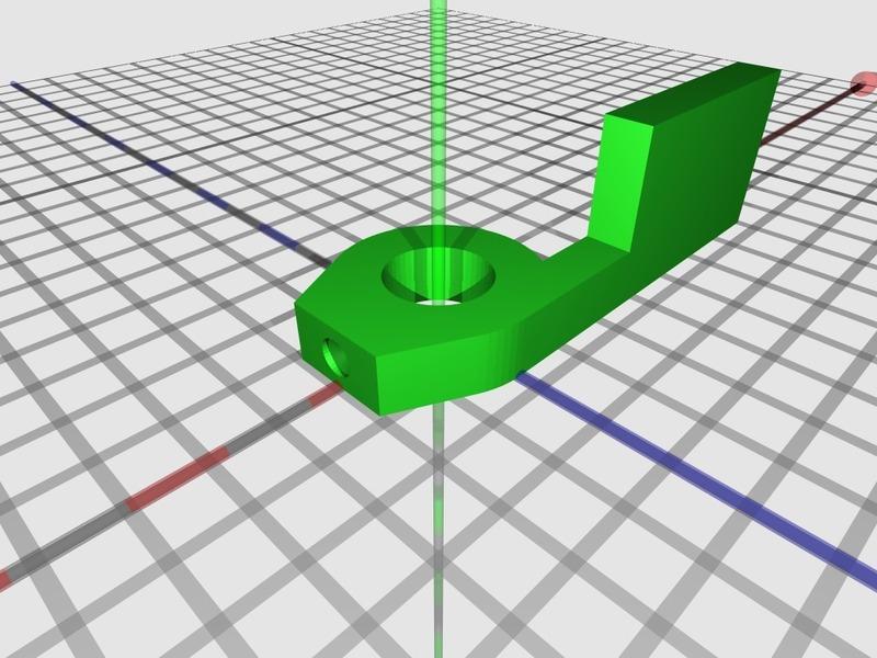 DIY drukarka 3d - Aluminum Mendel + dodatki