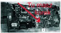 actros 1835 rok 2001-nie działają półbiegi w skrzyni biegów