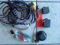 Iveco Daily moduł haka. Nie świecą niektóre światła. Budowa nowego modułu.