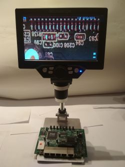 Tani mikroskop elektroniczny, recenzja