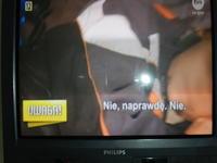 Fale na ekranie tv, skaczące poziome paski po podłączeniu dekodera Ferguson
