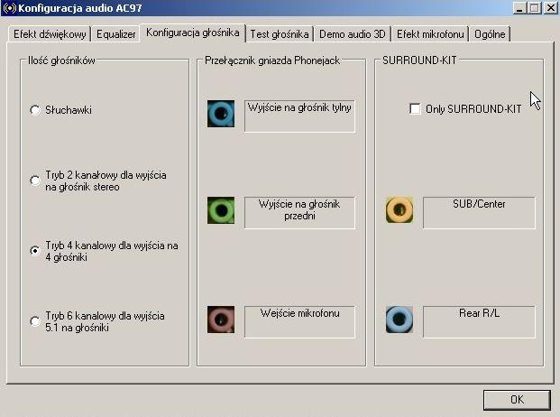 Gigabyte GA-8I865GME-775(-RH) - nie odtwarza dzwi�ku dla youtube r�ne przegl�da