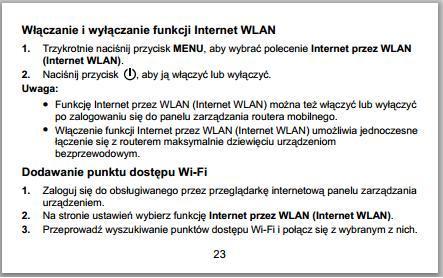 Huawei E5372- Jak ca�kowicie wy��czy� Wi-Fi