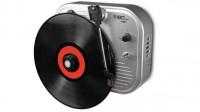 Vertical Vinyl - gramofon do pionowego montażu na ścianie