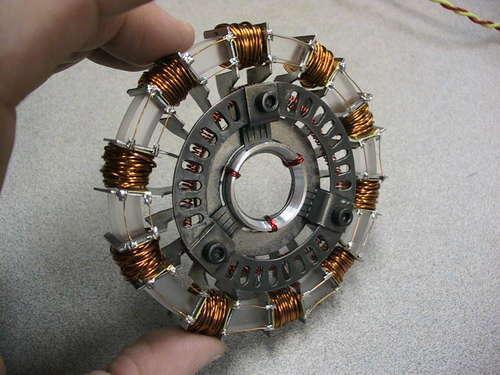 Pomys�! - Reaktor jonizacyjny