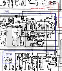 Super Star 401 - Płynna regulacja f nadajnika.