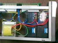 Nowe akumulatory AGM większej pojemności do UPS Fideltronik - czy to ma sens?