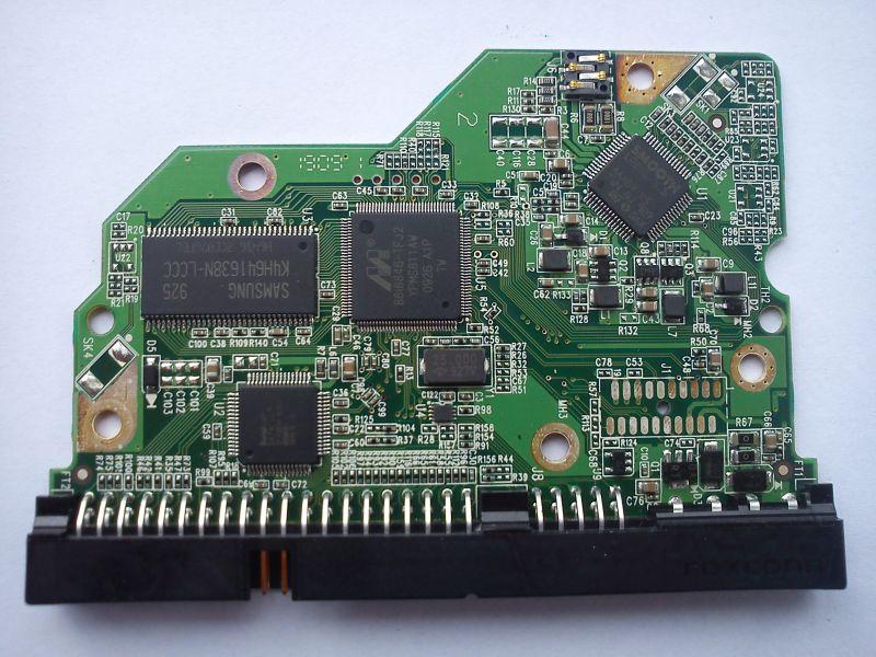 dyskiem WD160GB WD1600AAJB odzysk danych