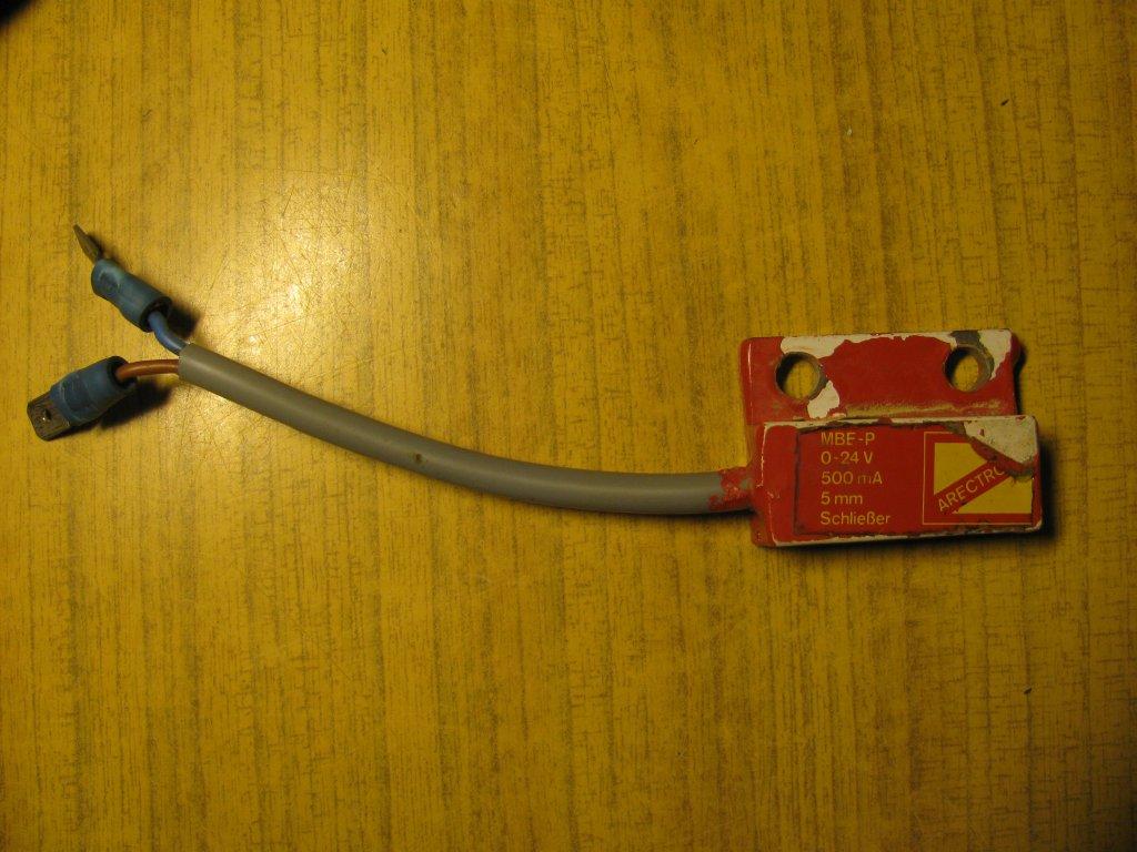 Czujnik zbli�eniowy siewnik Hassia DKL300