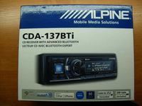 [Sprzedam] Alpine CDA-137BTi