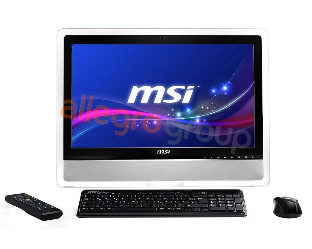 [Sprzedam] Nowoczesny Komputer MSI Wind Top AE2410 Nowy na gwarancji! i5 500GB