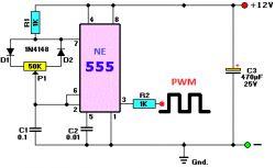 Prosty generator PWM (ATtiny25)