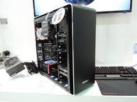 Antec P380 - nietypowa obudowa ATX na Computex 2014
