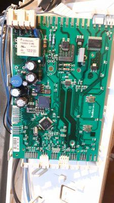 Zmywarka Whirlpool ADG7557 - błąd F3 - grzałka