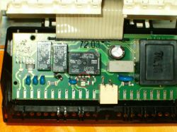 Bosch SGS5662 - Uszkodzony triak Z9M (Z0109MN) od aktuatora zmywarki (dozownik)