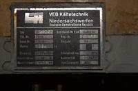 Maszyna do lodow DDR - Niesprawna w 100% maszyna do lodow